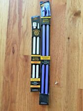 """Lion Brand Knitting Needles 2 sets. Us 13, 10 """" and 14"""""""
