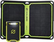 Goal Zero Venture 30 Solar Recharging Kit Solar Panel, 7800mAh Power Bank