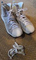 Adidas Men's D Rose 5 Boost Og White Basketball Shoes C77249 Size 11.5