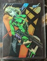 1995 Wildstorm GEN13 Chromium - Card #1 Fairchild