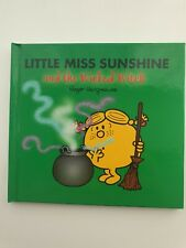 LITTLE MISS SUNSHINE AND THE WICKED WITCH  BOOK HARDBACK KIDS