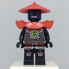 LEGO Ninjago njo222 Swordsman Minifigure with Dark Red Markings