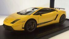 Autoart 1:18 Lamborghini Gallardo LP570-4 Superleggera yellow