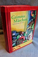 Grimm, Jacob/ Wilhelm Grimms Märchen - vollständige Ausgabe mit 444 Illustration