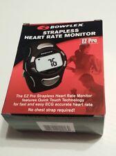 Bowflex Strapless Heart Rate Monitor EZ Pro New in Box