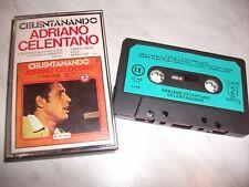 ADRIANO CELENTANO  MUSICASSETTA   CELENTANANDO  1978