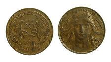 pcc1837_19) Vittorio Emanuele III  (1901-1943) 20 Centesimi Fiera di Milano 1906