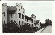 1930's The Georgia State Woman's College in Valdosta, GA Georgia PC