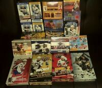 Lot of 6 Random Sealed Hockey Card Packs (2 Hobby & 4 Retail) Upper Deck, Panini
