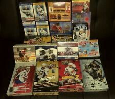 Lot of 6 Random Sealed Hockey Card Packs (2 Hobby & 4 Retail) Upper Deck, Panini