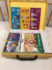 2014 Disney Junior Box Of Fun Story Activity Coloring Book Stickers Gift Set Lot
