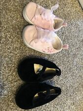 Newborn Baby Girl Shoes, size 1