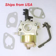 Carburetor For Powermate PM0103008 PC0103008 212CC 3000 3750 Watt Gas Generator