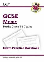 New GCSE Music Exam Practice Workbook - For the Grade 9-1 Course (with Audio CD