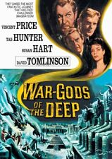 War-Gods of the Deep [New DVD] Rmst, Digitally Mastered In HD
