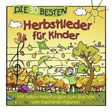 Die 30 Besten Herbstlieder Für Kinder von Die Kita Frösche (2015)