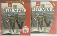 Grade 11 Elements of Literature Student & Teacher Edition Homeschool American