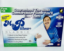 My Pillow Classic Standard Queen Firm Fill [New with no fee shipping]