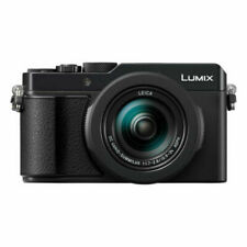 Panasonic Lumix Advanced Creative 17 Mp Compact Camera - Black