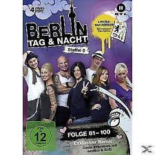 Berlin-Tag & Nacht - Staffel 5 (2012), Neu OVP, 4 DVD Set