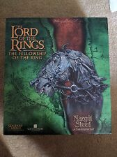 Sideshow Weta NAZGUL STEED BUST Lord of the Rings LotR 1/4 Scale Polystone Rare