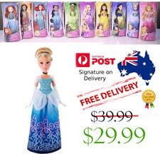 Disney Princess Royal Shimmer Cinderella Doll