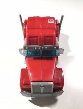 Used 2011 Transformers PRIME ROBOTS IN DISGUISE Voyager Class OPTIMUS PRIME