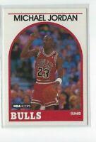 1989-90 NBA Hoops Michael Jordan Card #200, Bulls Legend!