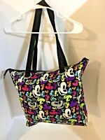 Mickey Mouse Canvas Tote Large