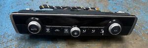 Audi A3 8V 13-16 Digital Heater Climate Control Switch Panel 8V0820043C