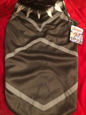 NWT Avengers Black Panther Dog Costume Medium Super Hero Hanger Not Included