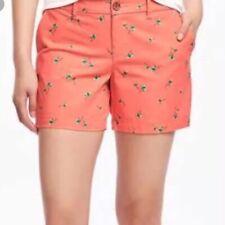 NWT: old navy patterned khaki shorts (8)