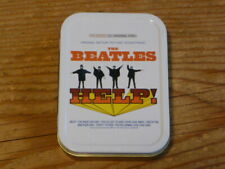 "The Beatles: ""Help!"" Lozenge Stash Tin 8cm x 11cm Made in UK by Apple Corp.[MRX"
