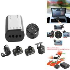 Universal 360° Bird View System 4 Camera Panoramic Car DVR Recording Parking Cam