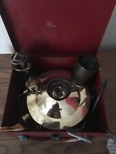 Primus Stove Tin and Tools