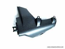 Ducati Monster 821 1200 Carbon Fibre Engine Panel RHS Satin