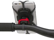 KLICKFIX Smartphonehalter Quad Mini Maße: 6 x 3,8 x 11 cm | schwarz