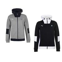 Puma BMW Motorsport Full Zip Hoody Jacket Mens Hoodie Sweatshirt Sweater Top