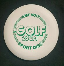 New Amf Voit Golf Sport Disc from the 80s, 23cm, 202 grams