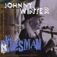 Johnny Winter - I'm A Bluesman [New CD] UK - Import