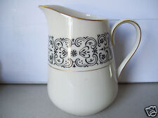 Vintage Gold Trim Mikasa Ivory China Rivera 205 Coffee Creamer Made In Japan
