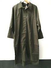 AAB ® Olive Green Abaya - Size Large - NEW - RRP = £47.00