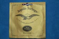 Aquila 13U Nylgut Tenor Ukulele String Set, with High G String