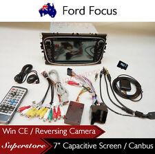 7 Inch Car DVD GPS Navigation For Ford Focus 2008-2011 LV LVII