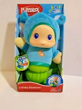 Playskool Play Favorites Lullaby Gloworm Boy Blue Glow Worm