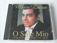Mario Lanza - 21 Italian songs and Arias ( CD Album ) Used very good