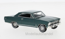 Chevrolet Nova SS Hardtop 1966  dunkelgrün   1:43 Neo Scale Models 47235  *NEW*