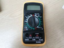 Digital Multimeter XL830L - New and Unused