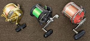 Penn Shimano Fin Nor Fishing Reels...Need Fixin  🎣