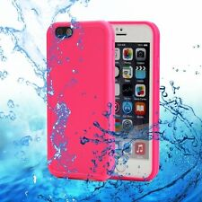 Waterproof DIRTPROOF Shockproof Thin Tough Case Cover for iPhone 7 8 Plus 6s 5 X iPhone 6 | 6s Rose